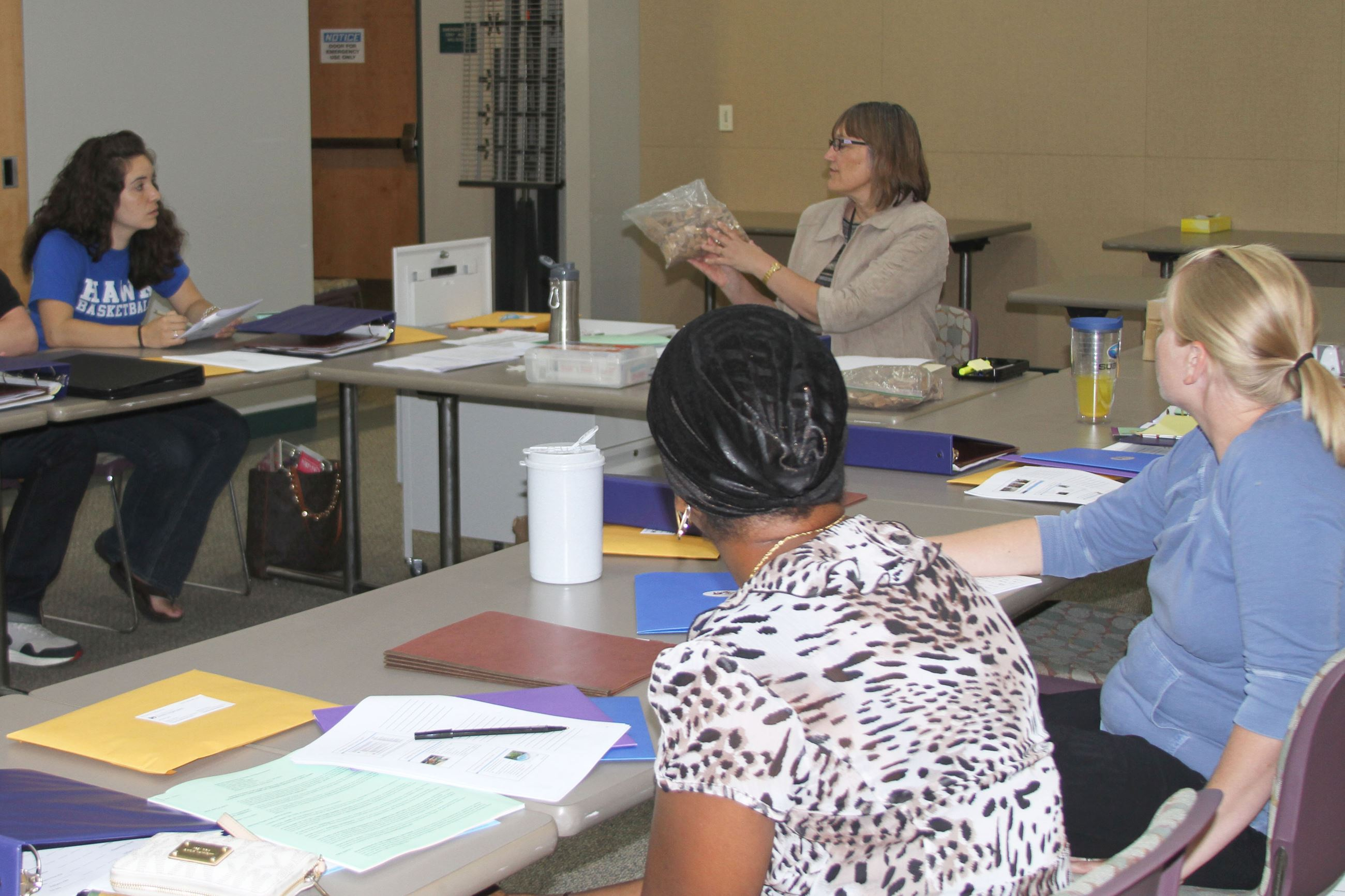 Home child care provider orientation training