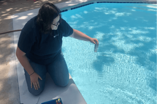 Pool Inspections - Tina