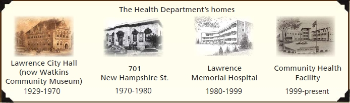 Health Department's Homes