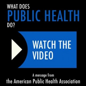 Public Health Video Icon