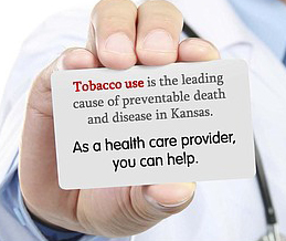 Tobacco use is the leading cause of preventable death and disease in Kansas.